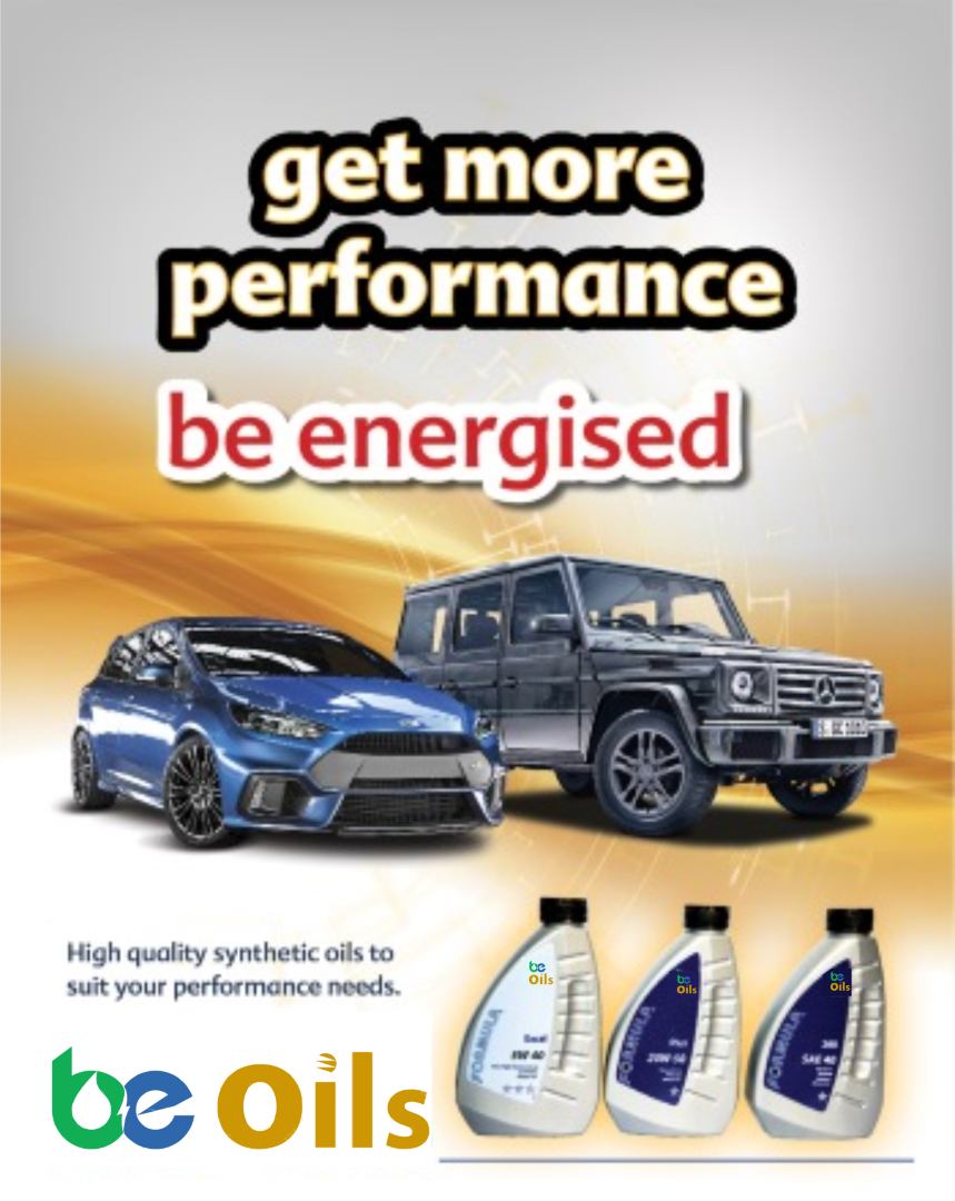 BE Energy Advert 1