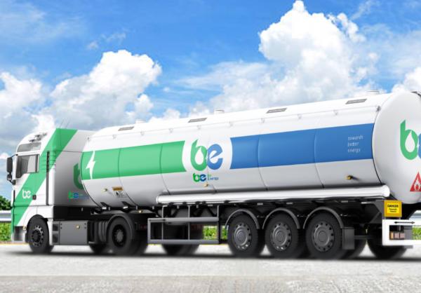 BE Energy Truck